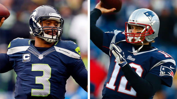 Can Russell Wilson outgun Tom Brady in a potential shootout?-image