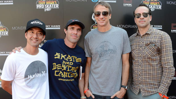 Did actor Jason Lee trade a skateboard for a dude's girlfriend?  - Image