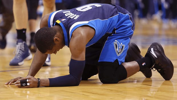 Rajon Rondo sustains fractures in face, will miss next three games