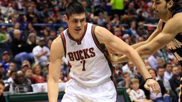 Report: Bucks trade Ersan Ilyasova to Pistons IMAGE