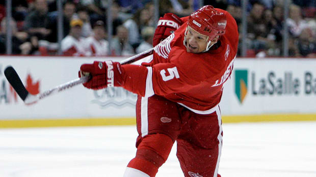 Fedorov, Lidstrom among 2015 Hockey Hall of Fame inductees IMAGE