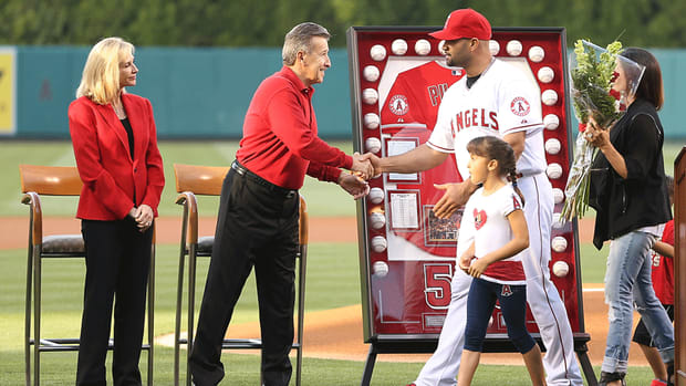Albert Pujols' daughter is training for 2020 Olympics