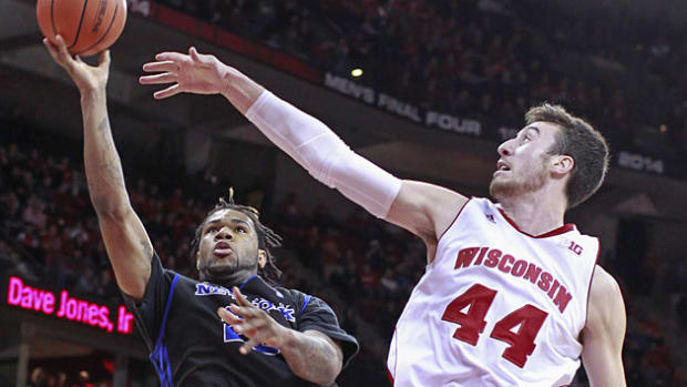 Frank Kaminsky Wisconsin Badgers NCAA team preview