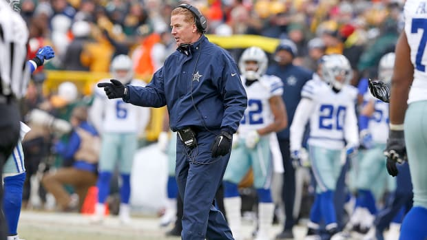 Report: Cowboys sign Jason Garrett to five-year deal IMAGE