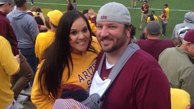 Let the Fire Burn: How two Arizona State superfans found love through Sun Devils football