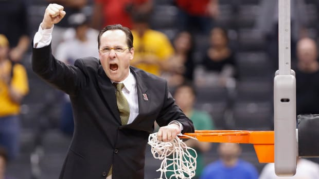 Reports: Gregg Marshall to stay at Wichita State IMAGE