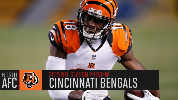 Cincinnati Bengals 2015 season preview IMAGE