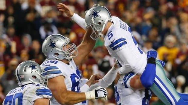 Cowboys edge Redskins 19-16 on Monday Night Football - IMAGE