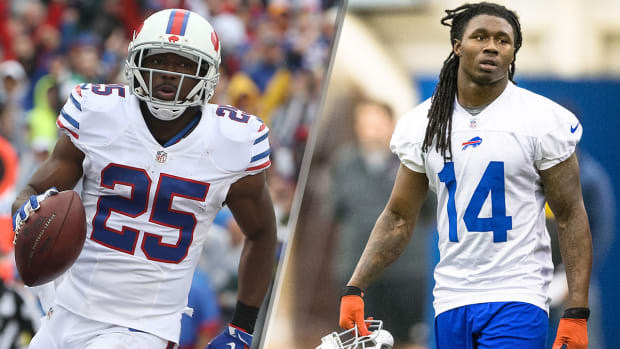 Bills' LeSean McCoy, Sammy Watkins ruled out vs. Giants--IMAGE
