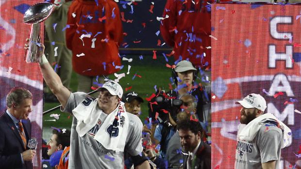 Super Bowl XLIX most watched program