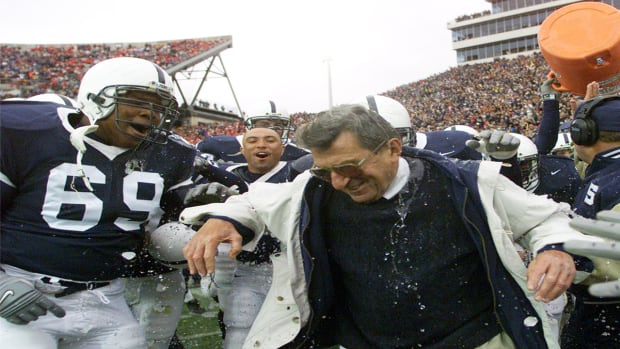 Report: NCAA 'in talks' to restore vacated Joe Paterno wins IMAGE