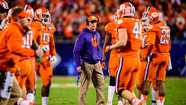 Full of intensity (and loyalty), Brent Venables has turned Clemson's defense into one of nation's best