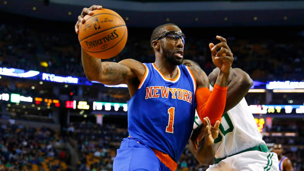 Report: Amar'e Stoudamire to sign with Mavericks IMAGE