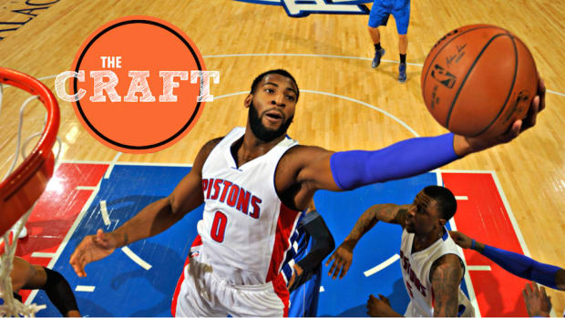 Andre Drummond The Craft