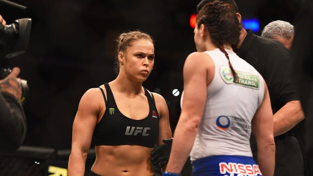 Ronda Rousey on why New York is the most dangerous place to fight MMA - Image