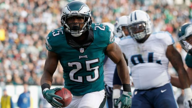 Lesean McCoy trade Eagles Bills