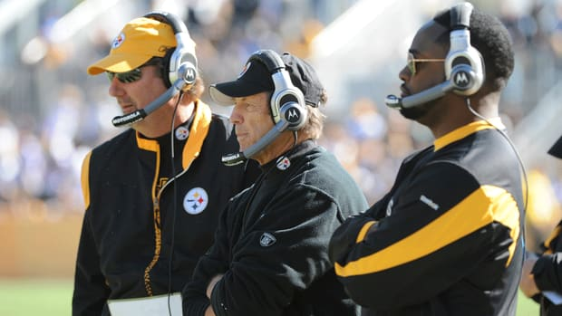 Keith Butler to interview for Steelers defensive coordinator position