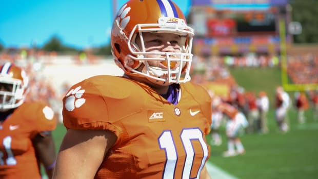 From defense to dancing: Clemson's Ben Boulware talks his team, family and more