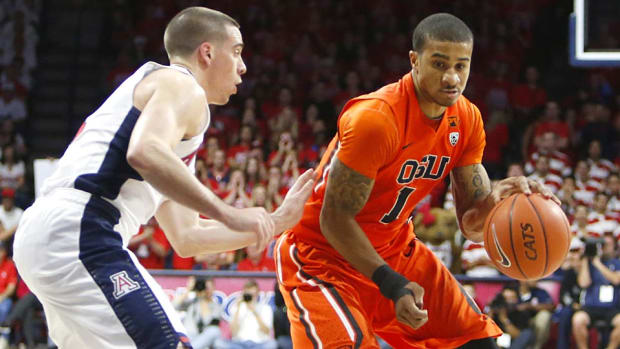Gary Payton II Oregon State vs. Arizona