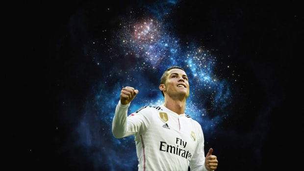 Astronomers name newly discovered galaxy after Cristiano Ronaldo IMAGE