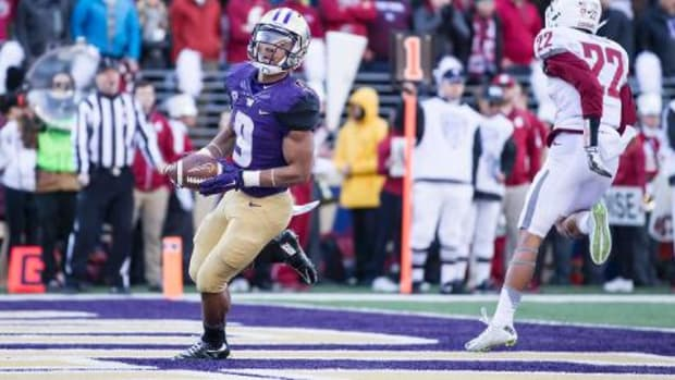 Washington Huskies top No. 20 Washington State, 45-10 -- IMAGE