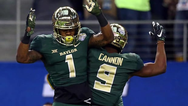 Baylor-Kansas State preview: Bears look to stay in Playoff race IMAGE