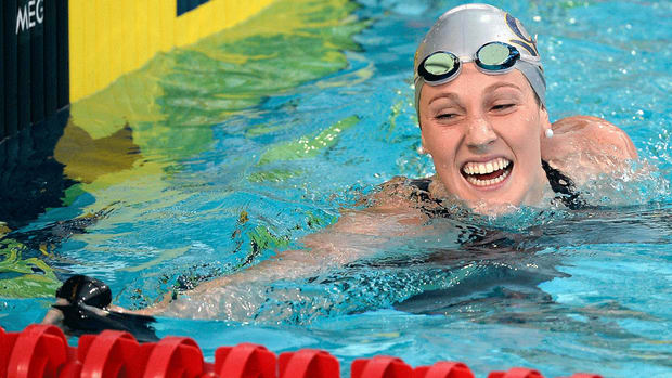Olympic gold medalist Missy Franklin turns pro