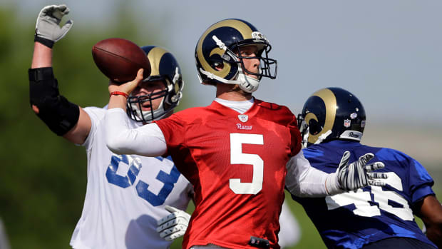 How the St. Louis Rams offense is about to change IMAGE