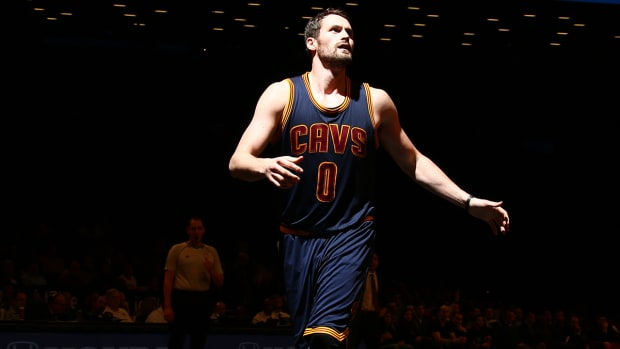 Mannix Mailbag: Should Kevin Love stay in Cleveland? IMG