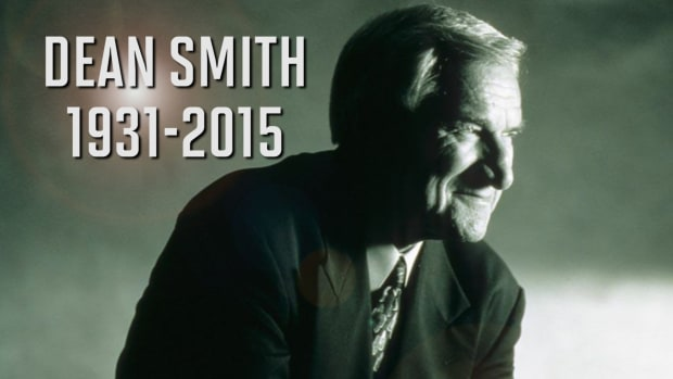 Legendary UNC coach Dean Smith passes away at 83