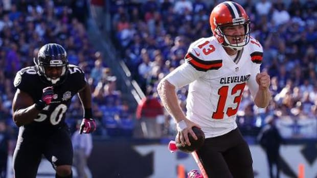 Monday Night preview: Ravens vs. Browns IMAGE
