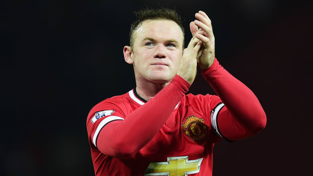 Wayne Rooney would consider eventual move to MLS IMAGE
