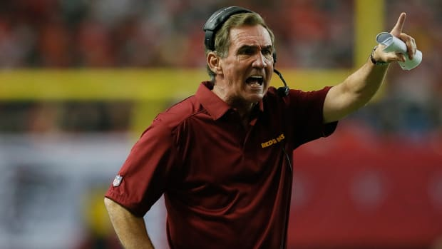 Report: Mike Shanahan interviewed for 49ers head coaching job - image