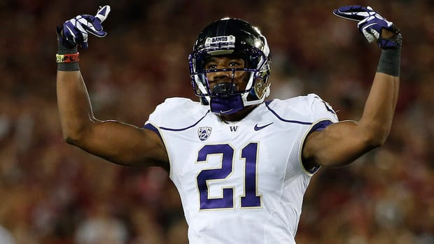 Washington Huskies CB Marcus Peters: 'All I can blame is myself' for dismissal