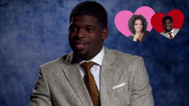 NHL players choose their dream Valentine's Day dates