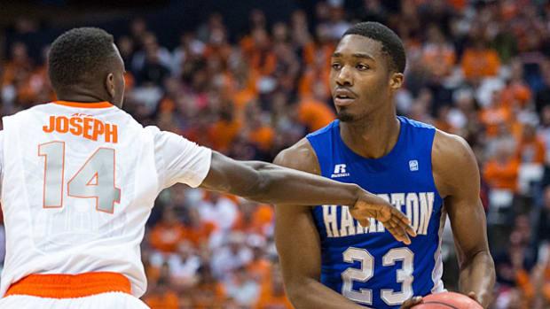 Dwight Meikle Hampton NCAA team preview
