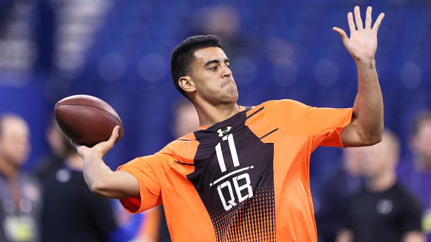 Peter King: Still many things Marcus Mariota needs to learn about the NFL game - Image