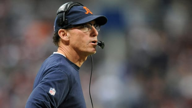 Ravens hire former Bears coach Marc Trestman as offensive coordinator IMAGE