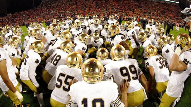 Denying another nosedive: Can this year's Notre Dame football team avoid a repeat late-season collapse?