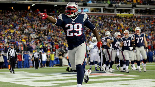 Le'Veon Bell: How LeGarrette Blount will be key to a Patriots win-image