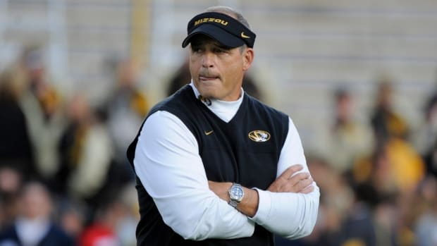 Mizzou students express shock, sadness during hectic week over resignation of coach Gary Pinkel