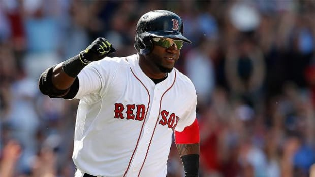 Red Sox DH David Ortiz to retire after 2016 season - IMAGE