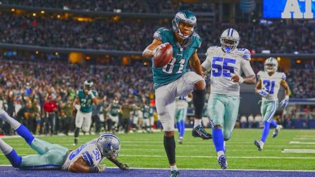 Philadelphia Eagles beat Dallas Cowboys 33-27 in overtime - IMAGE