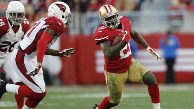 frank gore sign with eagles