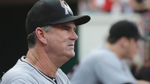 Miami Marlins dismiss general manager Dan Jennings -- IMAGE