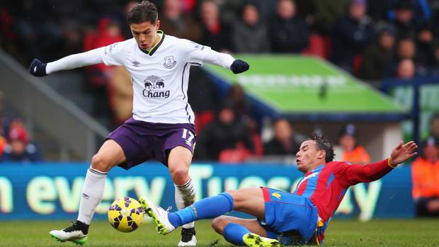 Everton Crystal Palace