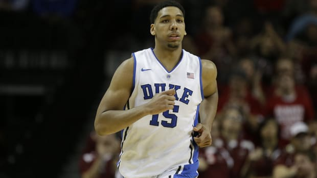 Is Jahlil Okafor a lock as the No. 1 pick of the NBA Draft?-image