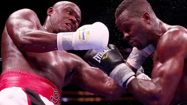 Antonio Tarver failed drug test before Cunningham bout - IMAGE