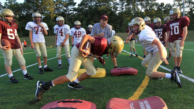 nfl safety concussions youth football
