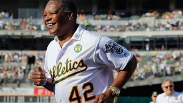 Former major leaguer Dave Henderson dies at 57 -- IMAGE